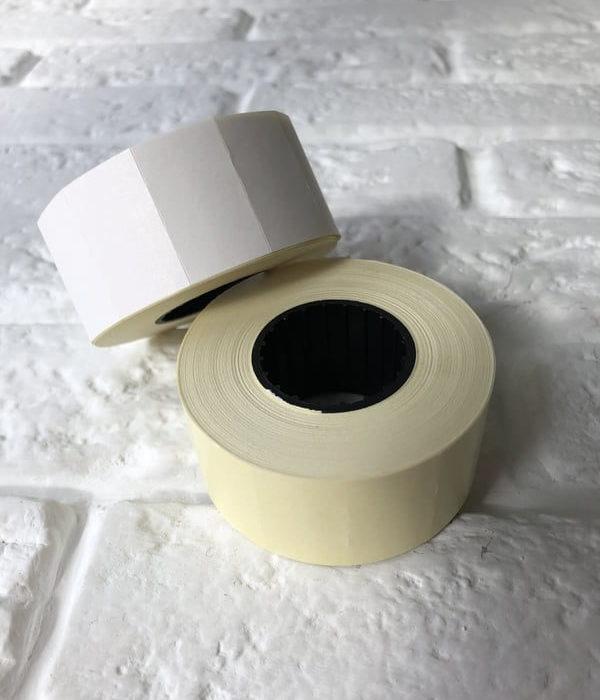 Этикет-лента белая