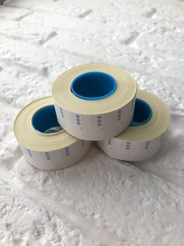 Этикет-лента с печатью