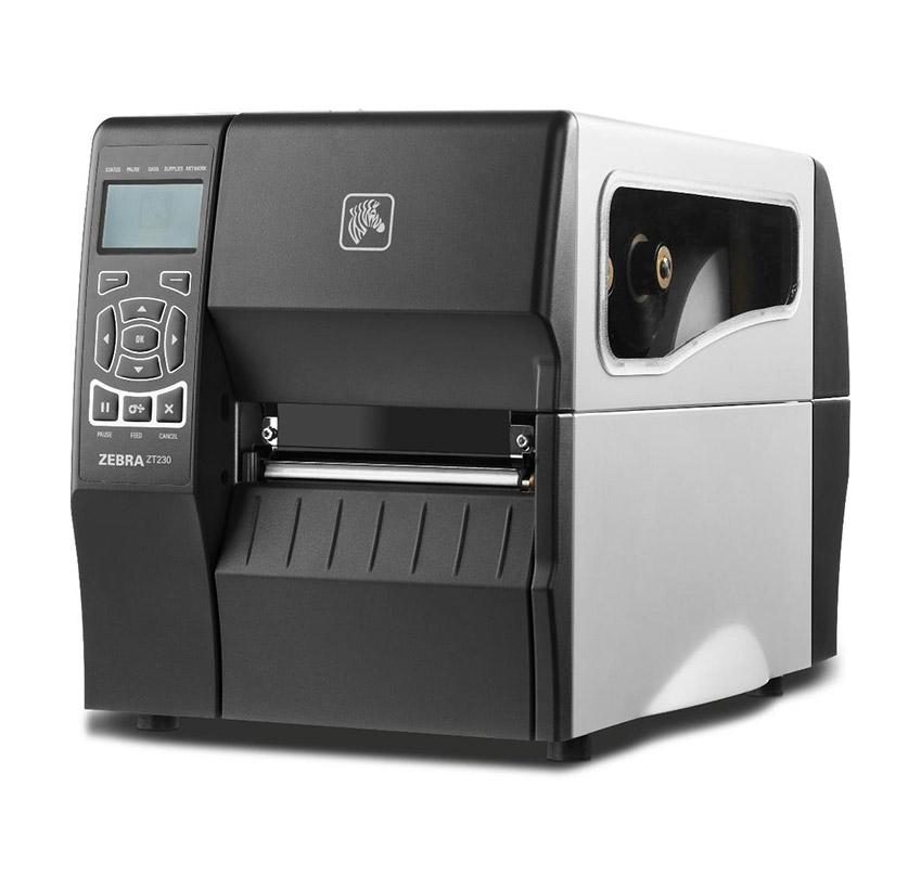 Промышленный термопринтер Zebra ZT230