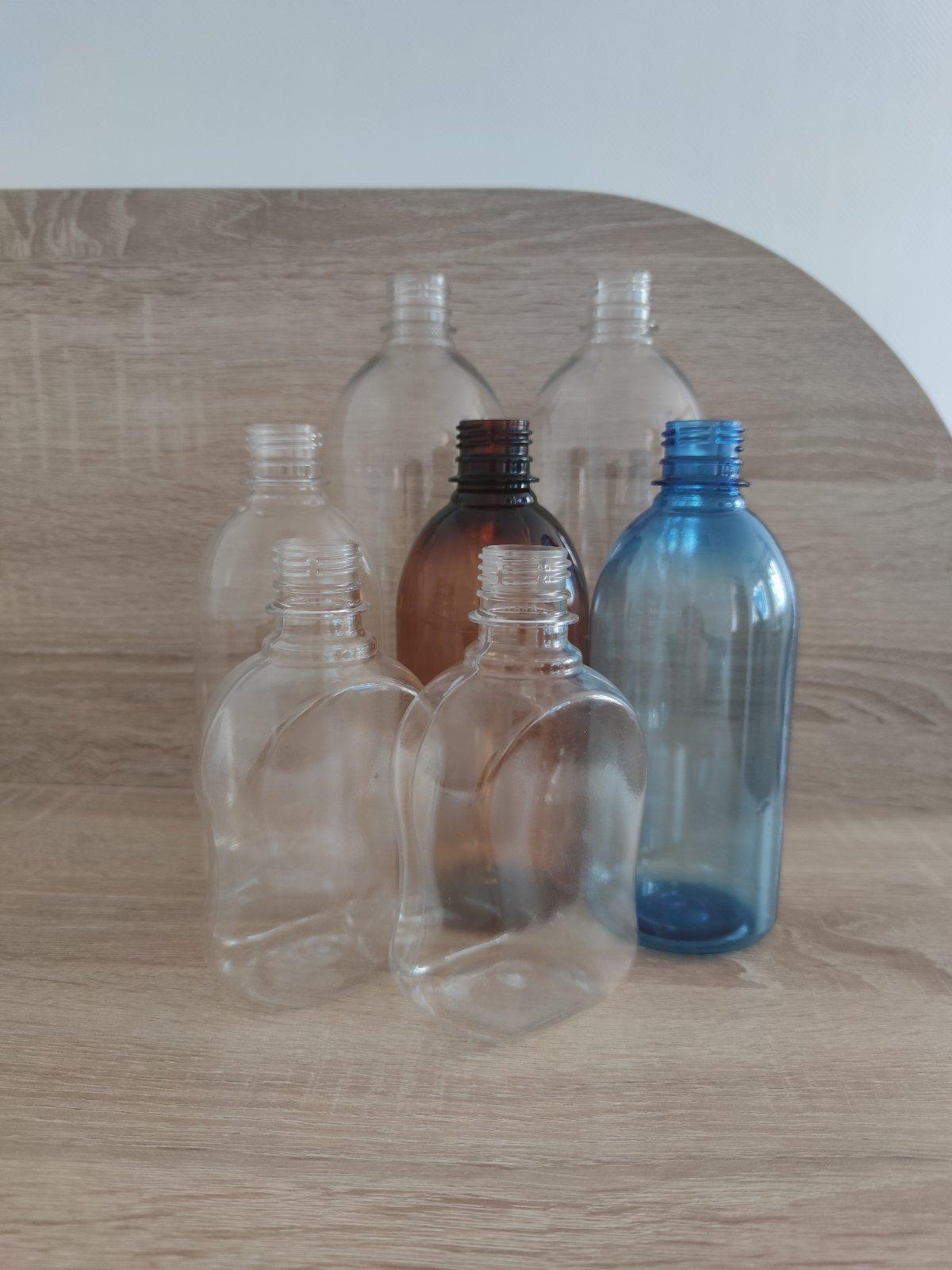 бутылка ПЭТ не пищевая
