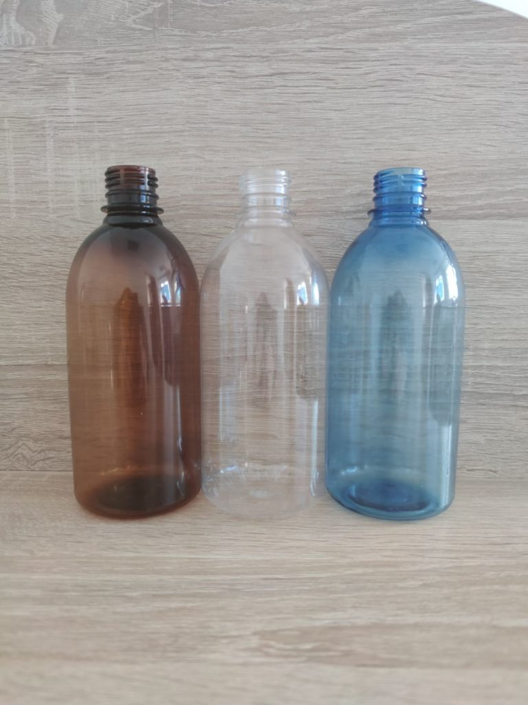 бутылка 0,5 л непищевая
