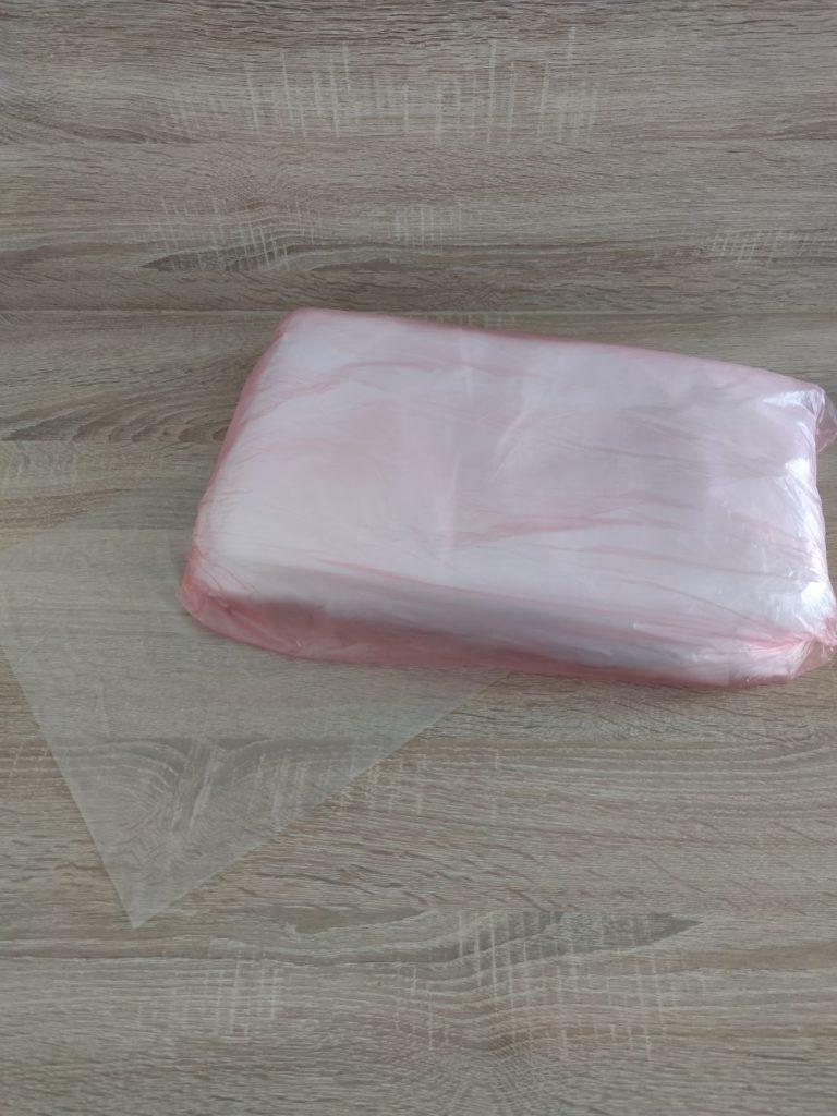 пакет ПНД 24х39 10 и 14 мкм